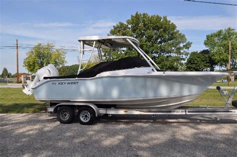 key west boats for sale in ohio key west 239 dfs boats for sale boats