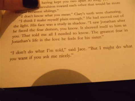 jace mortal instruments quotes quotesgram