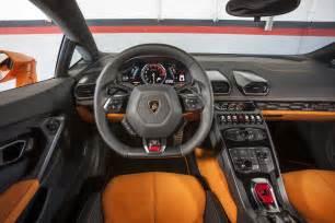 Lamborghini Cockpit 2015 Lamborghini Huracan Lp 610 4 Drive Motor Trend