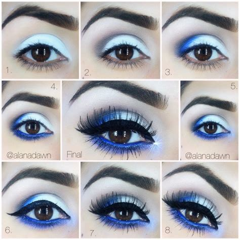 17 pretty makeup looks to try in 2016 allure 17 perfect step by step makeup tutorials pretty designs