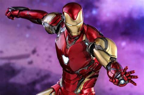 iron man mark lxxxv thanos hot toys avengers endgame