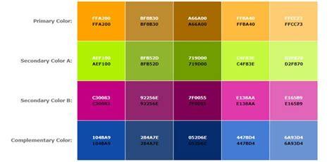 color scheme designer 3 crea esquemas de color para dise 241 os web con color scheme