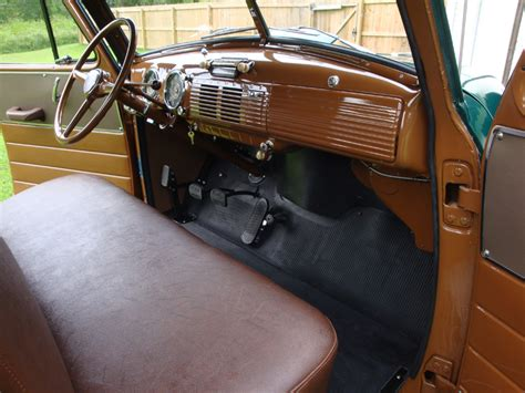 Chevy Interior by Image Gallery 1953 Chevy Interior