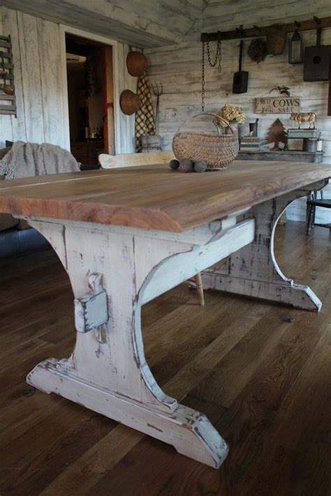 large farmhouse table legs oh i love that rustic farmhouse table i want me a large
