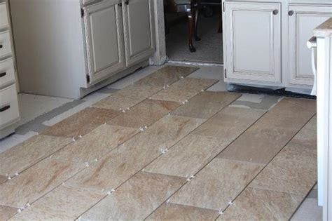 Kitchen Floor Porcelain Tile Ideas by Layout Problem Ceramic Tile Advice Forums John Bridge