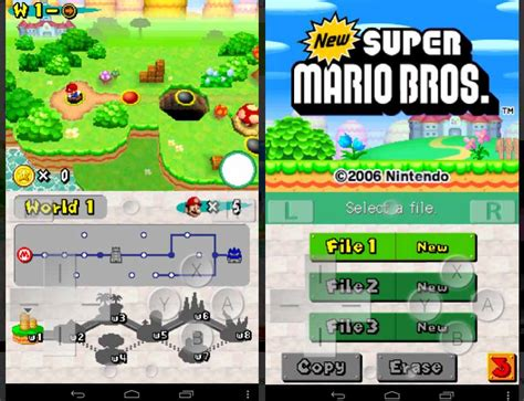 nds roms for android emulator 3ds android