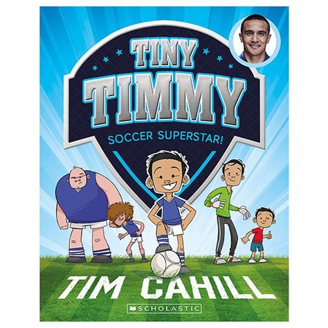 superstar books tiny timmy 1 soccer superstar target australia