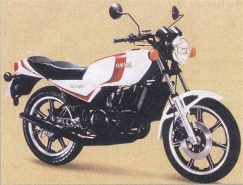 Motorrad Reimport Yamaha by 50 Jahre Yamaha 40 Jahre Import Nach Deutschland Von 01 2005