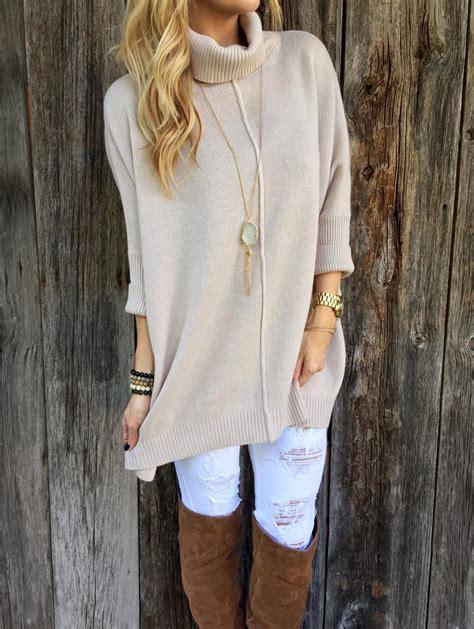 aliexpress fashion aliexpress com buy turtlenck full sleeve loose womens