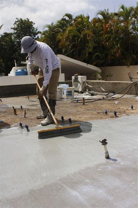 techo spanish to english reparaci 243 n de techos de concreto previo a la