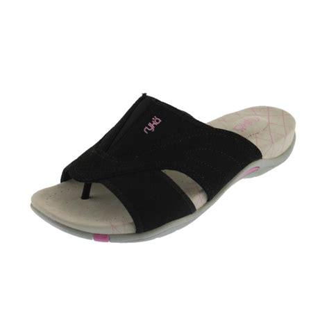 ryka sandals ryka new essence casual slide sandals shoes bhfo ebay