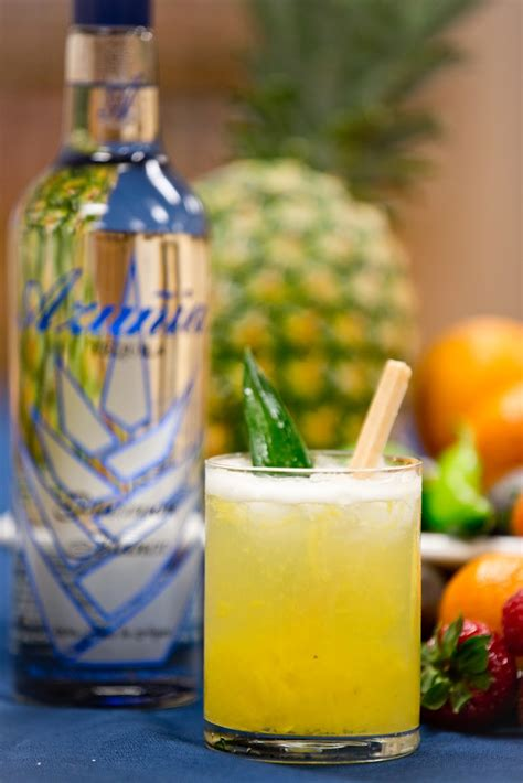 tequila mixed drink recipe quot the castaway quot