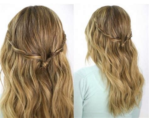 easy hairstyles for everyday zunaixa 1000 images about quick everyday hairstyles on pinterest