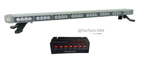 best emergency light bar 50 quot led light bar warning construction tow