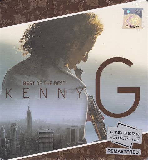 kenny g best of kenny g best of the best audiophile remastered cd malaysia