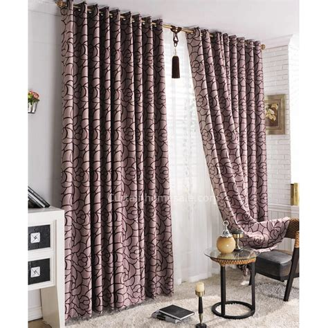 bedroom curtains online unique red brown energy saving function bedroom curtains
