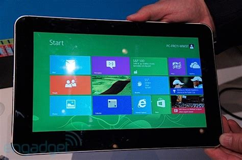 Hp Zte Tablet zte shows new v98 windows 8 slate we go on