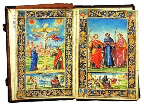 cornici medievali mariegola di collio