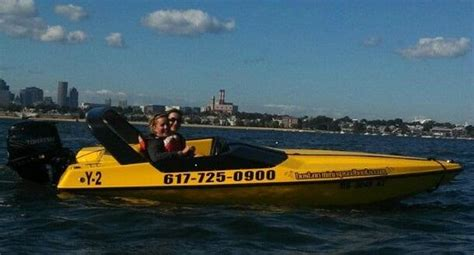 boston mini speed boats mini speed boating on the boston harbor picture of