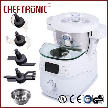 best all in one food processor all in one food processor 1800w high power thermo cook