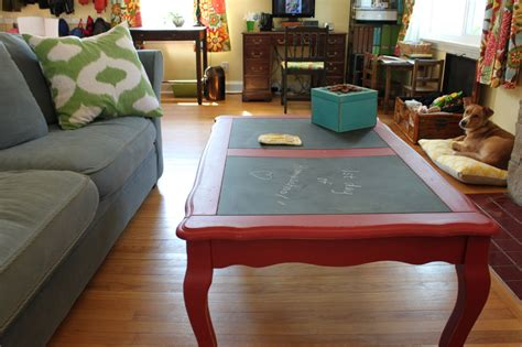 Painted Coffee Tables Makeover Home Furniture And Decor How To Paint A Coffee Table