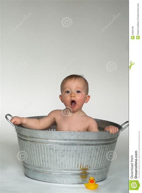 sitting bathtub for babies tub baby royalty free stock image image 2466796