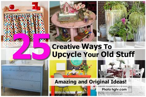 Kitchen Remodling Ideas 25 creative ways to upcycle your old stuff