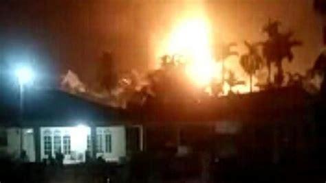 Minyak Lintah Di Aceh sumur minyak di aceh timur meledak 40 orang luka berat harapan masyarakat sultra