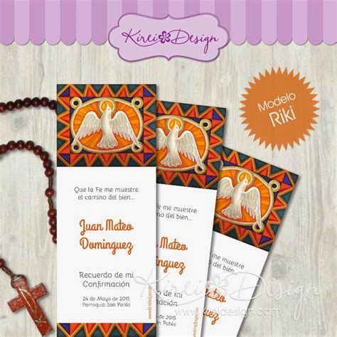 revalidaci 243 n de tarjetas tarjetas de invitacion confirmacion para imprimir