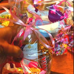 Philosophy Bath And Shower Gel mini moscato bottles in an adult goodie bag or any other