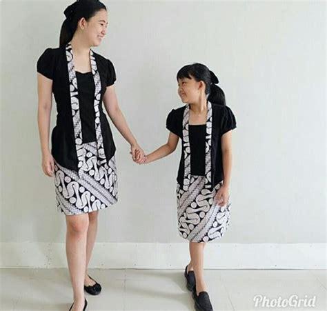Baju Ibu Dan Anak Celana Kode042 33 model baju batik anak 2018 perempuan laki laki