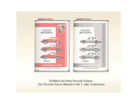 Aufkleber Porsche Classic by Aufkleber Porsche Classic Motoroil 10w60 Porsche Classic