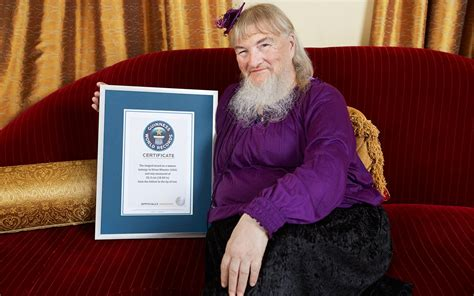 world record beard and more 5 weirdest new guinness world records