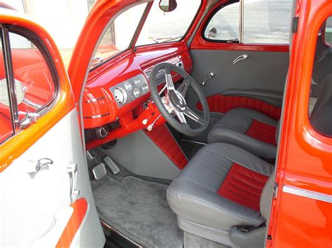 1940 ford interior 1940 ford custom coupe 180652