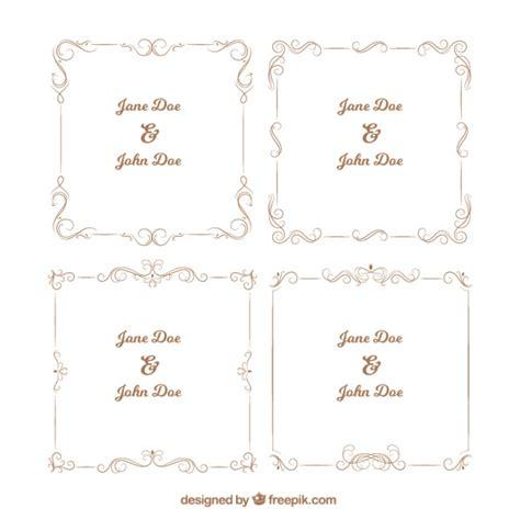 cornici ornamentali diverse cornici ornamentali per matrimoni scaricare