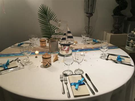 Decoration Table Ronde Mariage by Exemple De Table Mariage