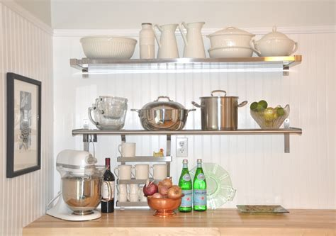 kitchen wall shelves white wall shelves for effective storage in small kitchen