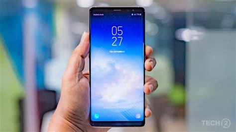 Samsung Note 8 Di Korea Samsung Galaxy Note 8 Sales In South Korea Reach One