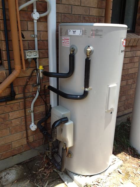 Suncity Plumbing by Dux Solar Water System Installed In Brisbane For