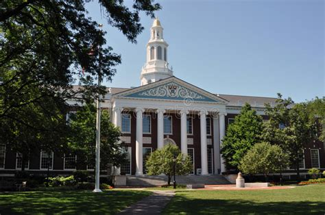 Harvard Mba Free by Boston Harvard Business School Cus Stock Photography