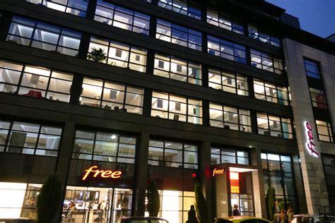 free siege social telephone visite du free center de 8 232 me