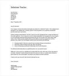 cover letter sles for teachers 11 cover letter templates free sle exle