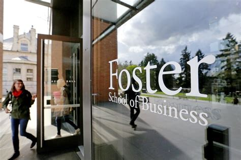 Foster Seattle Mba by Mba Educators Rebel Against Biz School Rankings The