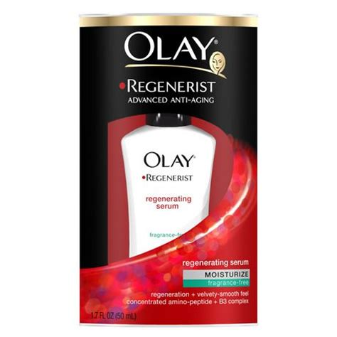 Serum Anti Aging Olay olay regenerist advance anti aging daily regenerating serum moisturizer fragrance free walmart ca