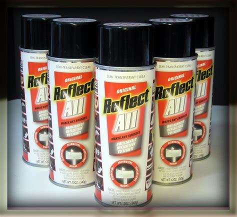 reflect all quot the most brilliant reflective spray paint on the market quot