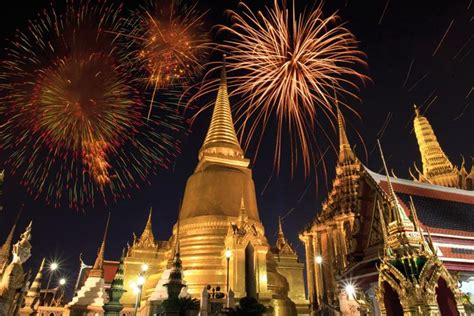 feiert thailand new year travel tips best place in thailand to spend new year s