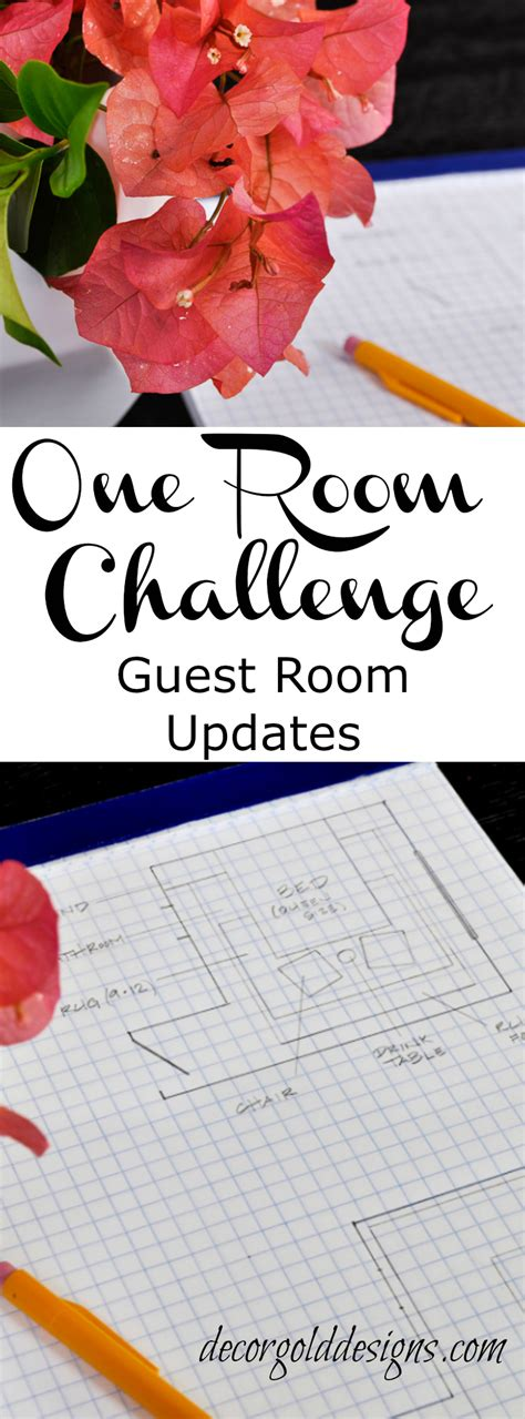 one room challange one room challenge week 2 bedroom decor gold designs
