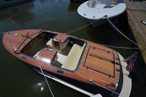 vintage jet boats for sale 2003 used cherubini 20 classic jet boat for sale 49 900
