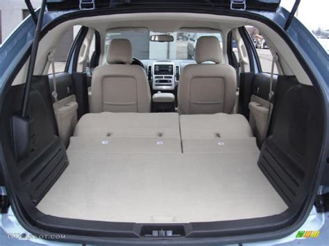 2008 Ford Edge Interior by 2008 Ford Edge Limited Awd Trunk Photos Gtcarlot