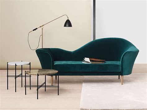 gubi grand piano sofa velvet by gubi olsen chaplins